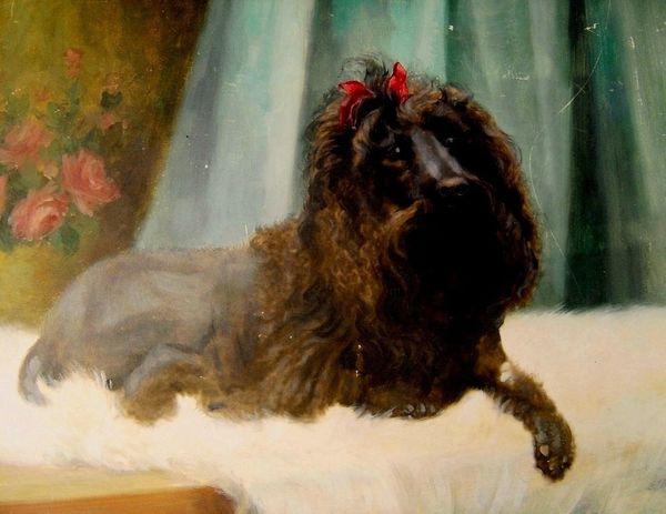 um 1890 1900 tolles Gemälde