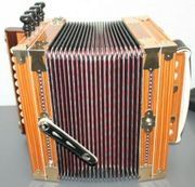 Cajun Acadian Savoy Accordion Model