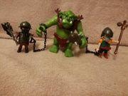 Kinderspielzeug - Riesentroll von Playmobil