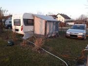 Winterzelt für Wohnwagen UL