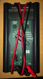 Multimeter ABB Metrawatt M2007 - Deutsche