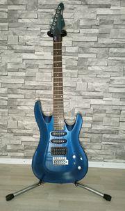 E-Gitarre von Aria Mac Series