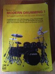 MODERN DRUMMING 1 Schlagzeugschule