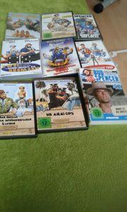 dvd Sammlung von terence hill