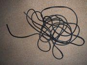Gummidichtungsband für Haustüren 8m schwarz