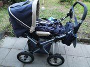 Baby Plus Babywagen Kinderwagen Kombiwagen