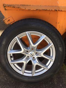 Bild 4 - Volvo XC60 Winterräder 235-60R18 Pirelli - Ostfildern