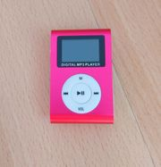 MP3 Player Swees Pink