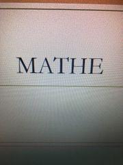 Mathe Nachhilfe und Abitur Vorbereitung