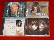 4 CDs im einwandfreien Zustand