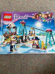 Lego Friends Wintersport-Skilift günstig zu