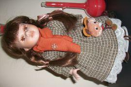 Puppe im Kleidchen 27 cm: Kleinanzeigen aus Saarbrücken St Johann - Rubrik Puppen