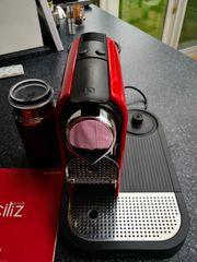 Krups Nespresso citiz milk rot