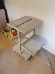 Druckertisch - Beistelltisch - Gerätetisch