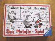 Das Malefiz-Spiel Sheepworld Ravensburger Brettspiel
