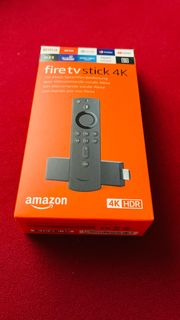 Fire TV Stick 4 K