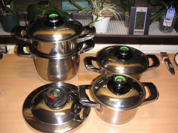 AMC Kochtöpfe in Hemsbach - Geschirr und Besteck kaufen