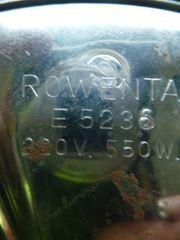 Original Rowenta E 5236 Kaffeemaschine