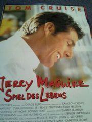 Tom Cruise 1996 Plakat A1