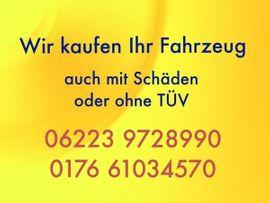 Wir kaufen ihr Fahrzeug bundesweit: Kleinanzeigen aus Neckargemünd - Rubrik Opel Kadett