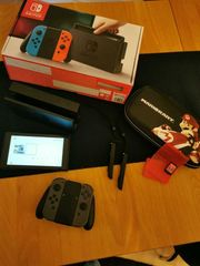Nintendo Switch Konsole mit Super