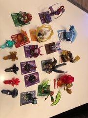 14 Skylanders Figuren 5 Fallen