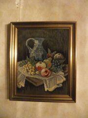 Bild Stilleben Tisch mit Krug