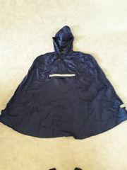 Ideal zum Wandern Regenponcho für