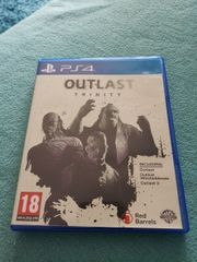 OUTLAST Trinity PlayStation4