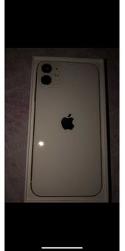 iPhone 11 weis 128gb
