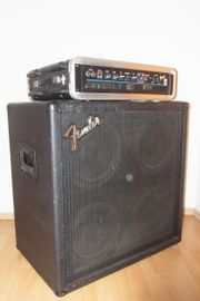 Bass Box - FENDER BXR 410