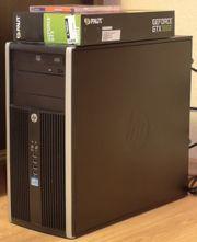 Hochleistungs Gaming-PC mit i7-3770 GTX