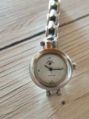 Armbanduhr mit Swarovski Strassteine