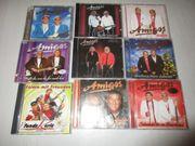 Amigos CDs