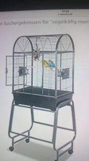 Vogelkäfig - wie neu