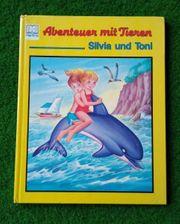 Kinderbuch - Abenteuer mit Tieren Silvia