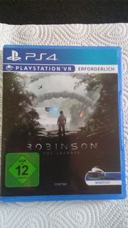 Verkaufe Robinson the Journey Psvr