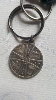 Medaille Rom Heiliges Jahr 1975