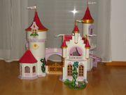 Playmobil Prinzessinnenschloss 5142 mit extra