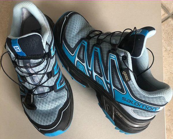 Salomon Trailrunning-Schuhe Damen neuwertig