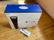 PlayStation 5 neu Disc Edition