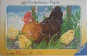 Ravensburger Puzzle Die Henne