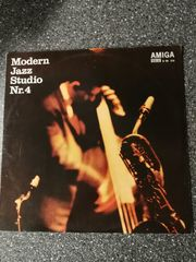Für Liebhaber LP Modern Jazz