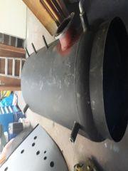 Puffer Warmwasserboiler