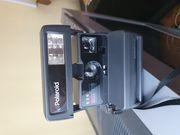 Polaroid Sofortbildkamera Selten benutzt