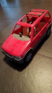 Großer Barbie Jeep