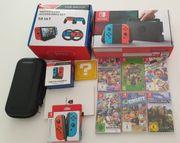 Nintendo Switch Riesenpaket