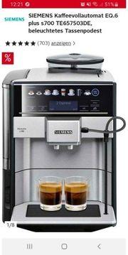 kaffeevollautomat siemsens
