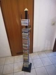 CD Ständer in Holz mit