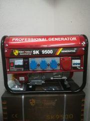Benzin Generator Neu und original